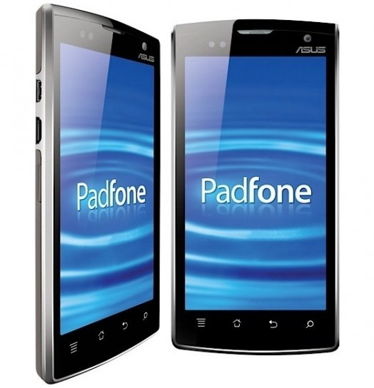 Asus Padfone aggiornamento