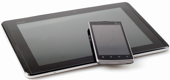 Asus Padfone tablet