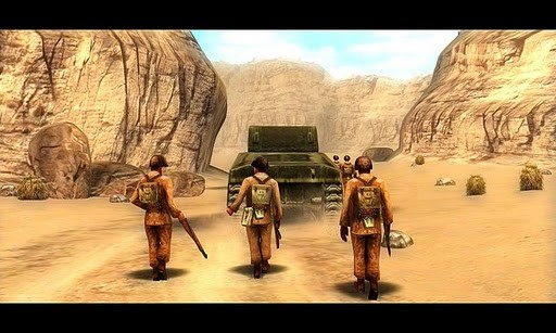 Brothers in Arms 2 screenshot