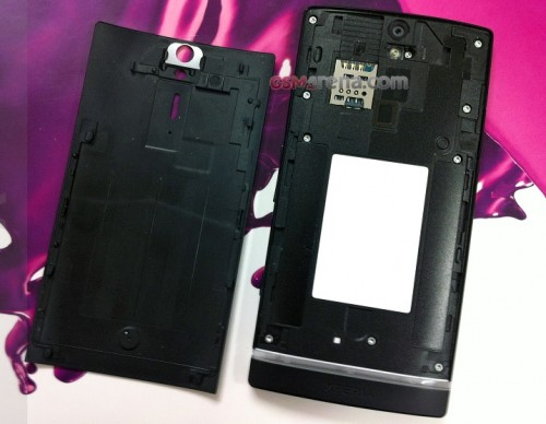 Sony Ericsson Xperia ARC HD batteria