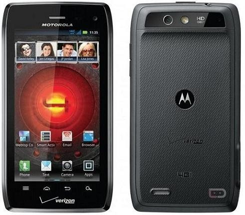 Motorola Razr 4 si mostra in nuove foto