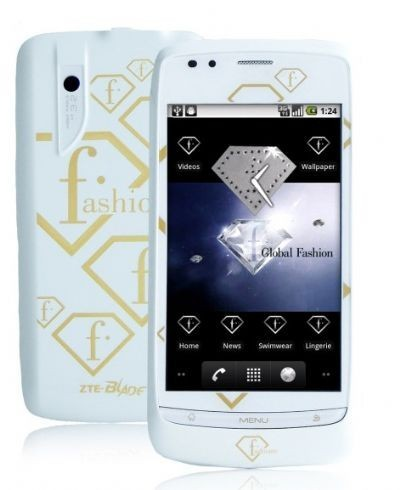 ZTE FTV Phone