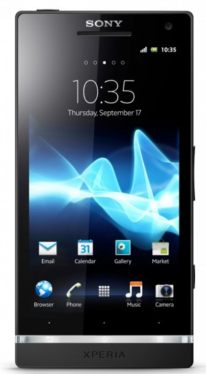 Sony Xperia S fronte