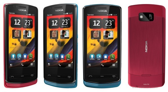 Nokia 700 colori