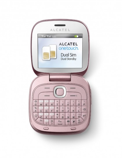 Alcatel One Touch Duet Dream Victorian