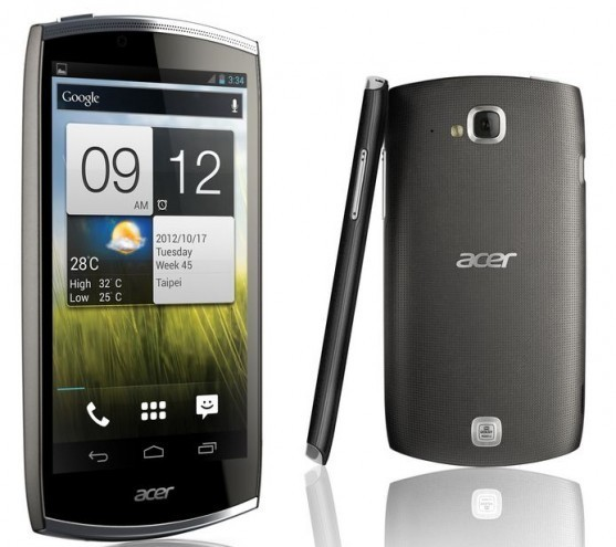 Acer CloudMobile Android 4