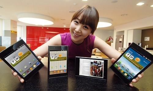 LG Optimus Vu ufficiale