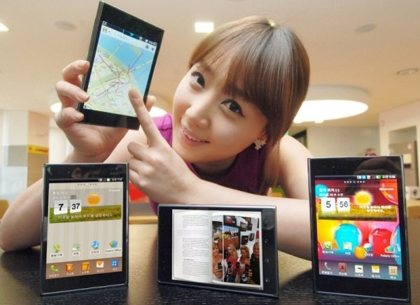 LG Optimus Vu Android