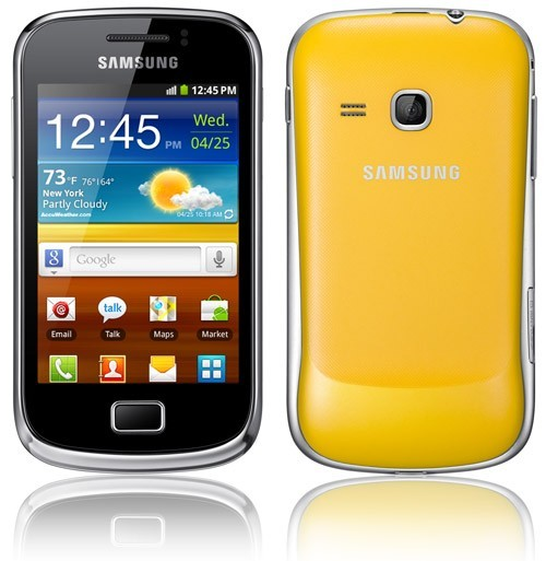 Samsung Galaxy Ace 2: aggiornamento a Android 4.1.2 Jelly Bean