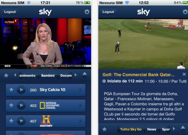 Sky Go