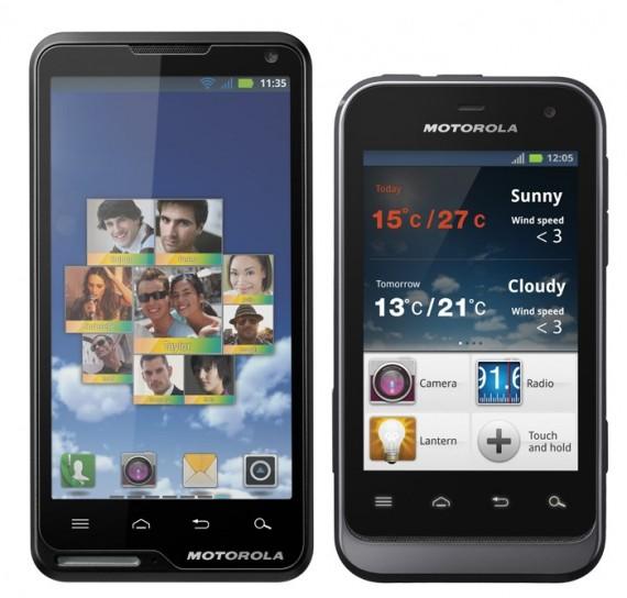Motorola Defy Mini Motoluxe pre