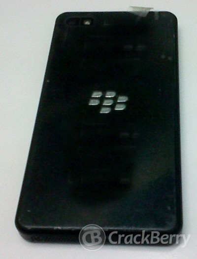 BlackBerry 10 Dev Alpha retro