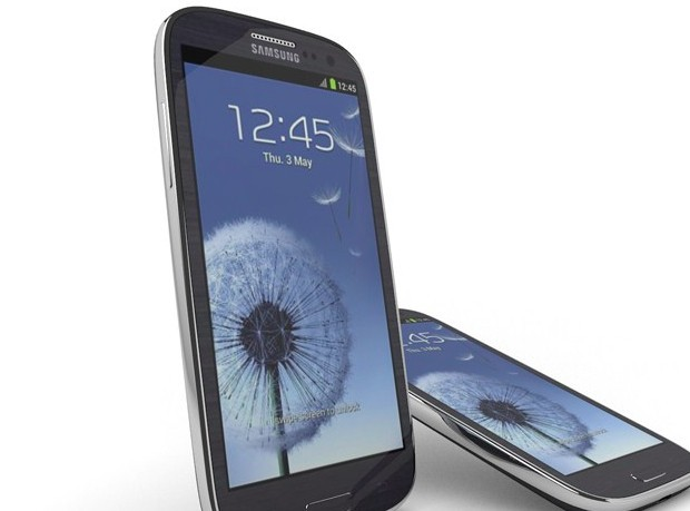 Samsung Galaxy S3 componenti