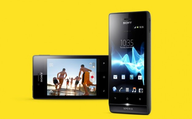 Sony Xperia Miro multimedia