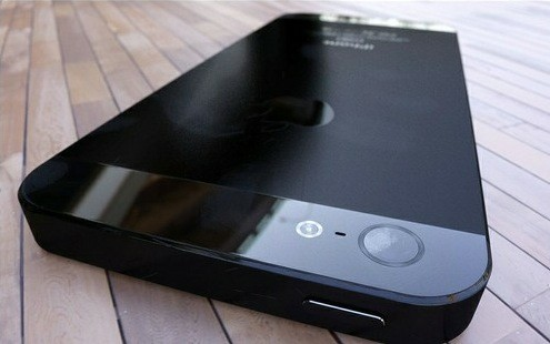 iPhone 5 prototipo