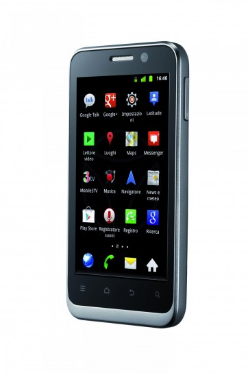 ZTE Momodesign MD Droid touch