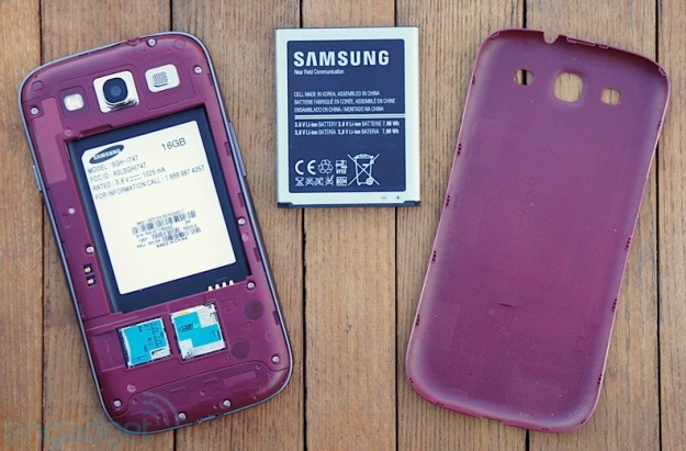 Samsung Galaxy S3 batteria