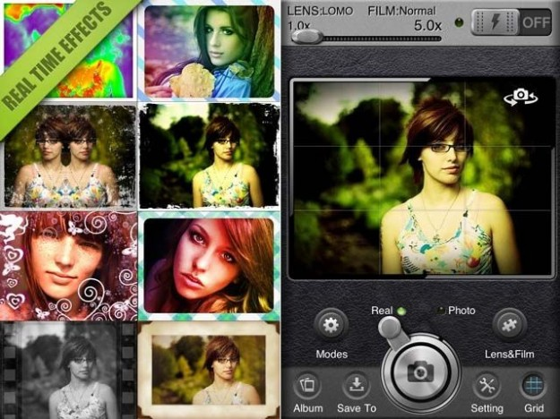 camera app fx camera live