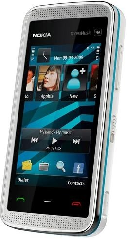 Nokia 5530 XpressMusic touch