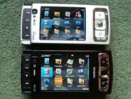 Conversione Video per Nokia N95 e N95 8GB