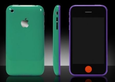 iPhone 3GS verde