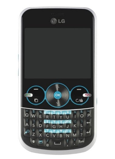 LG GW300 qwerty