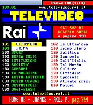 Televideo
