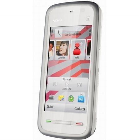 Nokia 5230 XpressMusic bianco