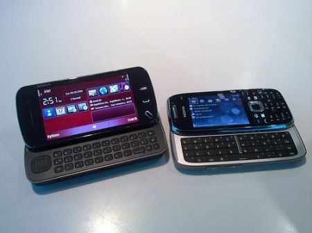 Nokia N97 Nokia E75