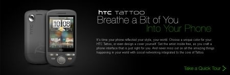 HTC Tattoo nuovo