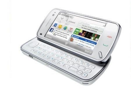 Nokia N97 qwerty