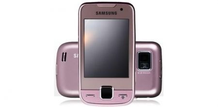 Samsung S5600 Rosa