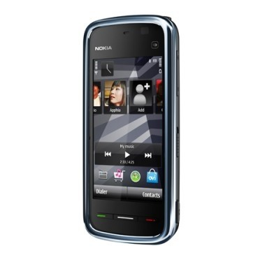 Nokia 5235 Comes With Music touch