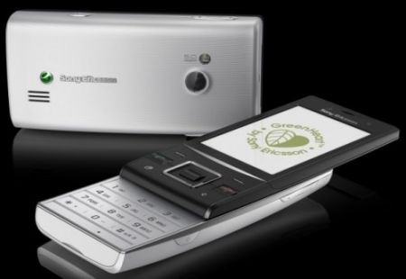 Sony Ericsson Hazel silver
