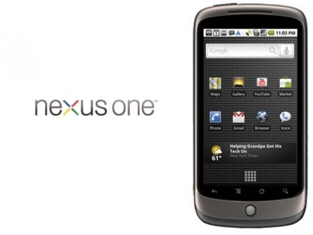 Google Nexus One Android