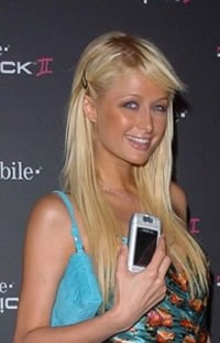 Sidekick Paris hilton