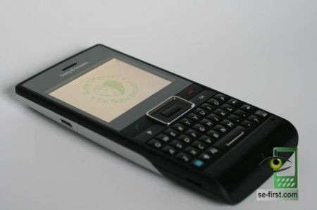 Sony Ericsson Aspen Windows Mobile 6.5.3 fronte