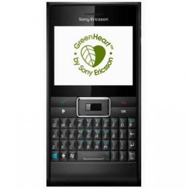 Sony Ericsson Aspen Windows Mobile 6.5.3 nero