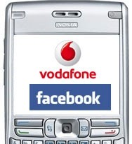 Vodafone Internet Facebook Edition