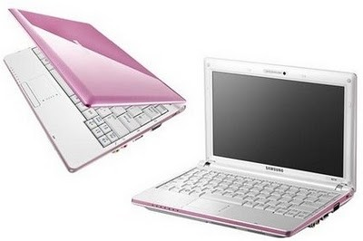 Samsung Corby N150 rosa