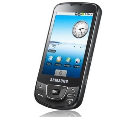 Samsung i7500 Android il video!