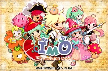 IMO: The World of Magic ? MMORPG per iPhone