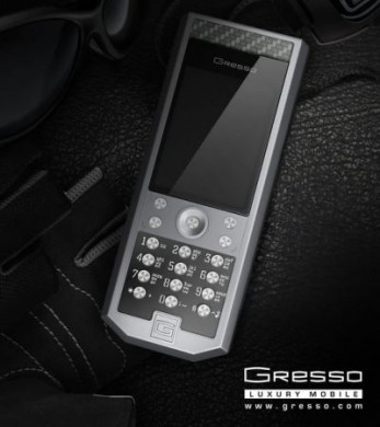 Gresso Grand Monaco Sport fronte