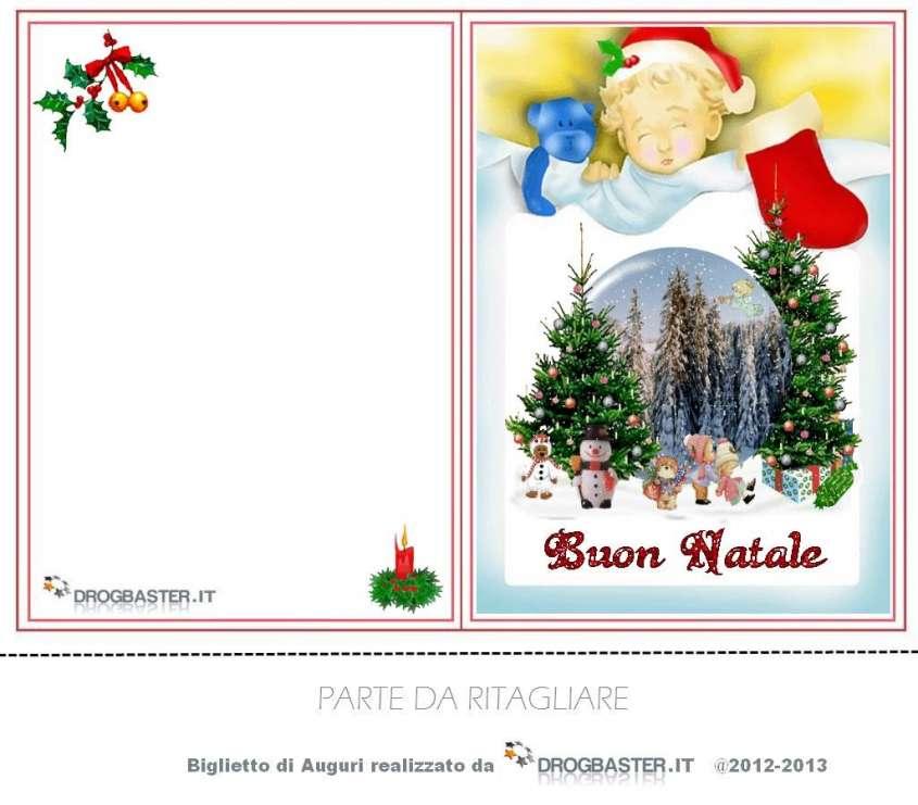 Biglietti di auguri per natale foto 5 8 tecnocino for Biglietti auguri natale da stampare