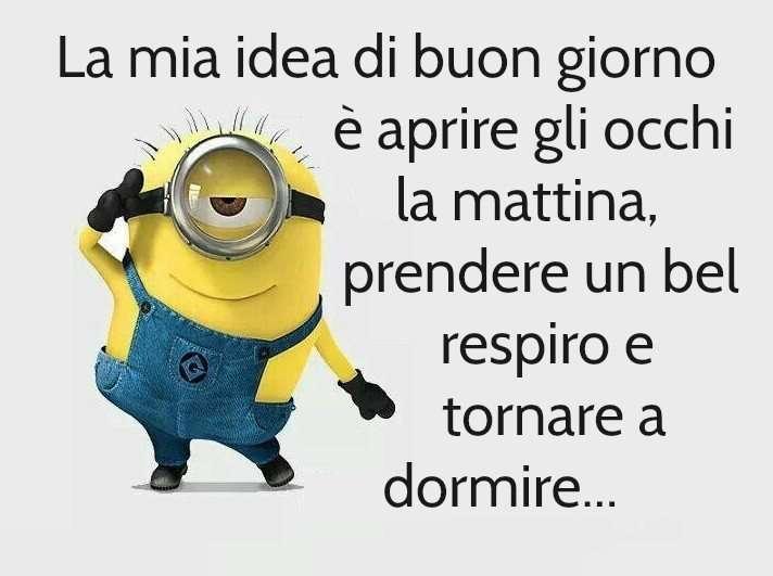 Immagini divertenti buongiorno per whatsapp foto 9 10 for Biglietti di buongiorno