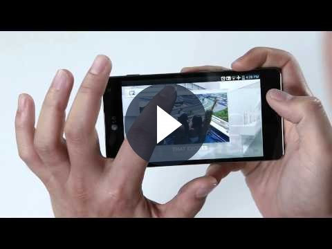 LG Optimus G in uscita in Italia con LTE nel 2013 [VIDEO]