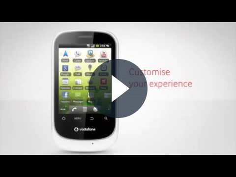 Vodafone Smart  lo smartphone Android pi economico