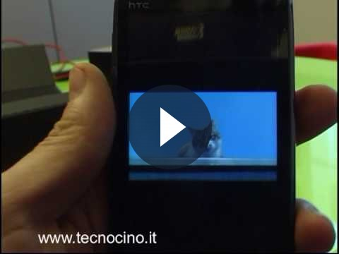 HTC Touch HD la nostra prova