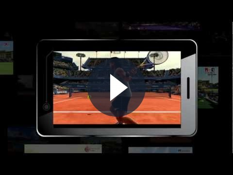 Virtua Tennis Challenge per Android si apre al download [VIDEO]