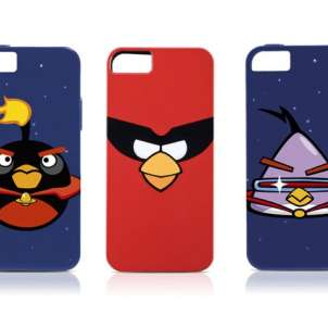 Cover iPhone 5 Angry Birds
